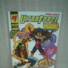 Cómics: ULTRAVERSE ULTRAFORCE Nº 1 AL 6. Lote 100582007