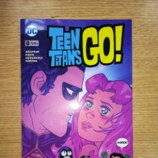 Cómics: TEEN TITANS GO #8 (ECC EDICIONES). Lote 100703827