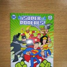 Cómics: SUPERPODERES #5 (ECC EDICIONES). Lote 100704139