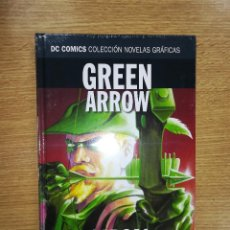Cómics: GREEN ARROW CARCAJ PARTE 1 (DC COMICS COLECCION NOVELAS GRAFICAS #41) (ECC - SALVAT). Lote 100704423