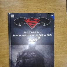 Cómics: BATMAN AMANECER DORADO (BATMAN SUPERMAN COLECCION NOVELAS GRAFICAS #20) (ECC-SALVAT). Lote 100705807