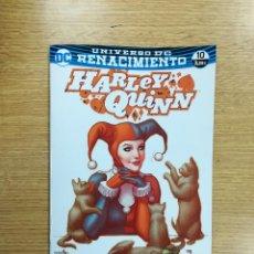 Cómics: HARLEY QUINN #18 - RENACIMIENTO #10 (ECC EDICIONES). Lote 100741067