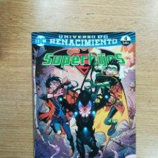 Cómics: SUPERHIJOS #4 (ECC EDICIONES). Lote 100741495