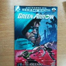 Cómics: GREEN ARROW VOL 2 #6 (ECC EDICIONES). Lote 100741699
