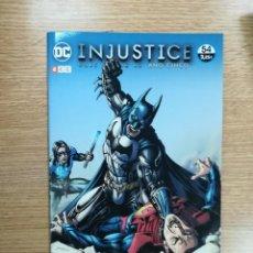 Cómics: INJUSTICE #54 (ECC EDICIONES). Lote 100741947