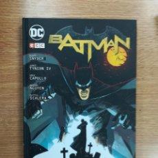 Cómics: BATMAN VIGILANCIA NOCTURNA CARTONE (ECC EDICIONES). Lote 100742031