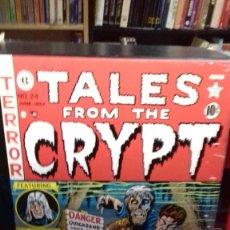Cómics: COMIC COLECCIÓN TALES FROM THE CRYPT - EC COMICS ORIGINAL USA EDICIÓN COLECCIONISTA ESTUCHE 5 VOLS.. Lote 100925175