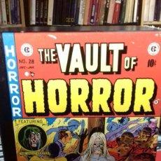 Cómics: COMIC COLECCIÓN VAULT OF HORROR - EC COMICS ORIGINAL USA EDICIÓN COLECCIONISTA ESTUCHE 5 VOLS.. Lote 100926479