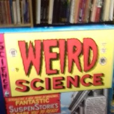 Cómics: COMIC COLECCIÓN WEIRD SCIENCE - EC COMICS ORIGINAL USA EDICIÓN COLECCIONISTA ESTUCHE 4 VOLS.. Lote 100930899