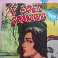 Cómics: EL EDÉN SOMBRÍO BIBLIOTECA DE CHICAS. Lote 101042448