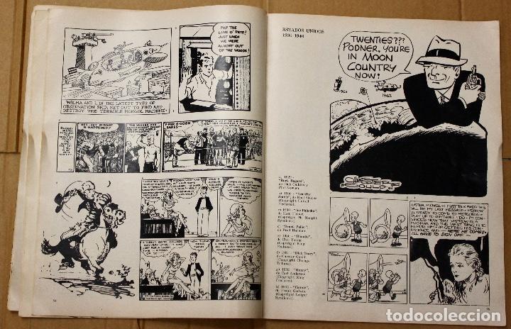 Cómics: LA HISTORIETA MUNDIAL. 1ª BIENAL MUNDIAL DE LA HISTORIETA. BUENOS AIRES. AÑO 1968 - Foto 2 - 101051223