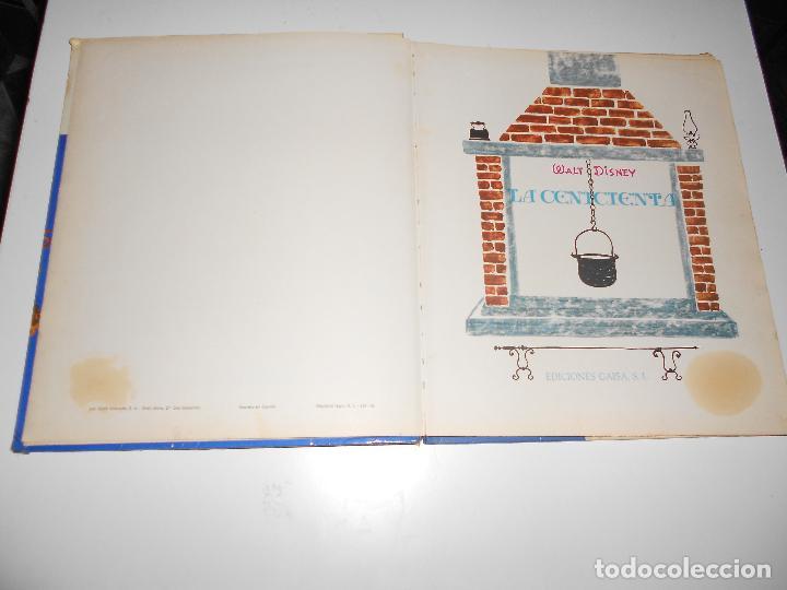 Cómics: Walt Disney. La Cenicienta(Ediciones Gaisa,S. L. 1968) - Foto 3 - 29365126