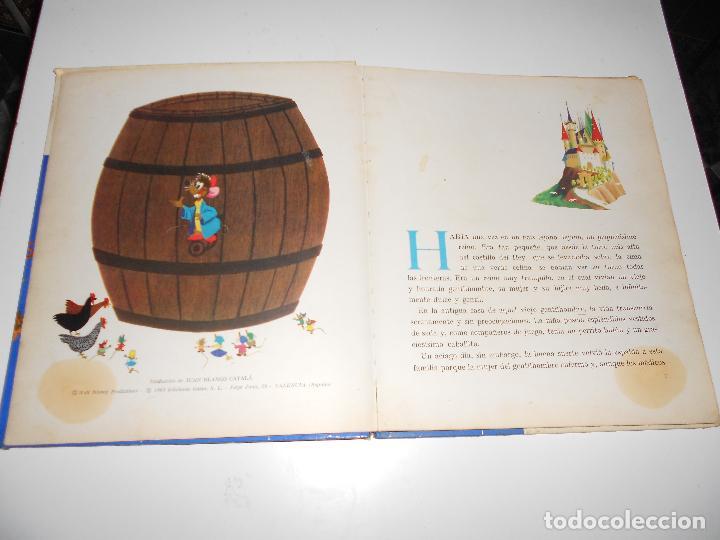 Cómics: Walt Disney. La Cenicienta(Ediciones Gaisa,S. L. 1968) - Foto 4 - 29365126