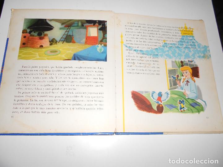 Cómics: Walt Disney. La Cenicienta(Ediciones Gaisa,S. L. 1968) - Foto 5 - 29365126