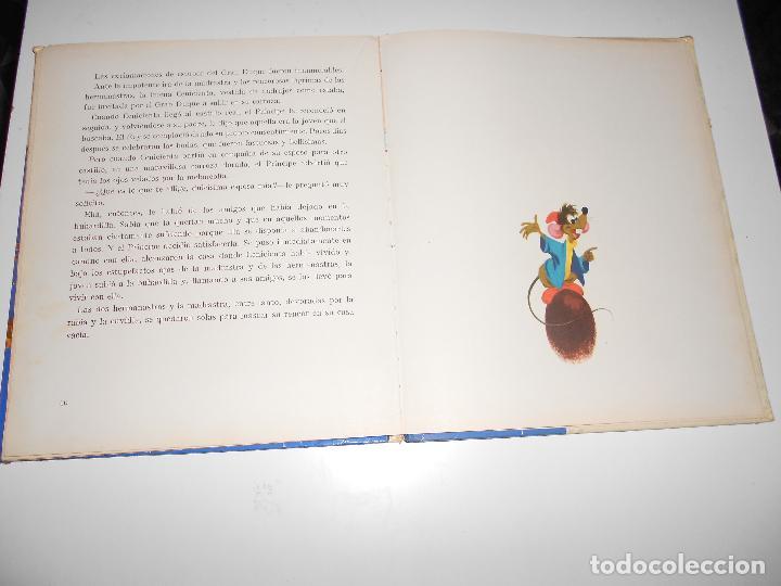 Cómics: Walt Disney. La Cenicienta(Ediciones Gaisa,S. L. 1968) - Foto 6 - 29365126
