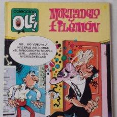 Cómics: OLE MORTADELO Y FILEMON NUM 212-M 126. Lote 101138359