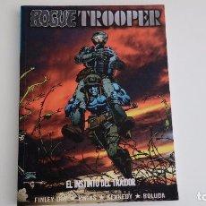 Cómics: ROUGE TROOPER. 3. EL INSTINTO DEL TRAIDOR.. Lote 101141051