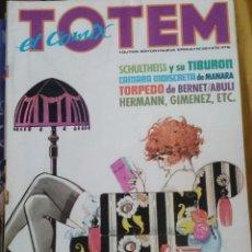 Cómics: TOTEM EL COMIX Nº 25. Lote 101198667