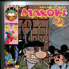 Cómics: MAKOKI 2A ETAPA NUMERO 04: REVISTA HUMOR GENERAL. Lote 101198696