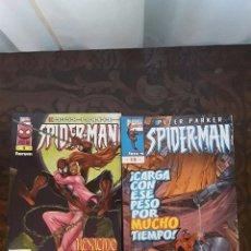 Cómics: PETER PARKER SPIDERMAN - VOLUMEN 4 (COLECCIÓN COMPLETA 23 NÚMEROS, FORUM). Lote 101321471