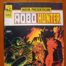 Cómics: COMIC ROBO-HUNTER Nº 6 MC EDICIONES NUEVO. Lote 101441975