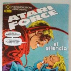 Cómics: 2 ATARI FORCE Nº 5-13 ZINCO DC CONWAY ANDRU BARRETO Y GARCÍA LÓPEZ NUEVO 1983. Lote 101442467
