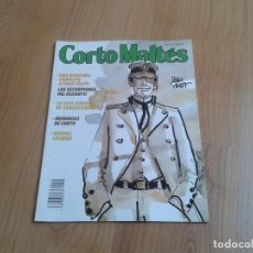 Cómics: CORTO MALTÉS -- Nº 10 -- HUGO PRATT -- NEW COMIC S.A. -- 1990 . Lote 101468051