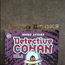 Cómics: DETECTIU CONAN VOL 2. GOSHO AOYAMA. COMICS. . Lote 101550931