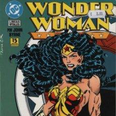 Cómics: WONDER WOMAN: LINEAS VITALES - 5 - JOHN BYRNE -DC CÓMICS - EDICIONES ZINCO. Lote 101616287