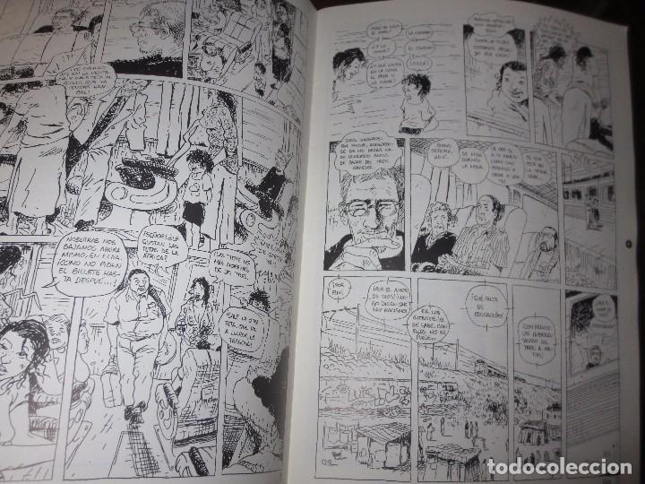 Cómics: Nº 1 ANTIGUO TEBEO EDICION PREMIADOS I JORNADAS SOBRE EL COMIC ALICANTE 1996 HOMENAJE AL COMIC - Foto 3 - 101721755