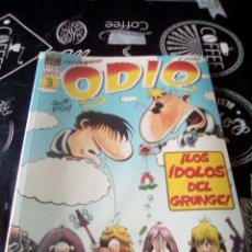 Cómics: ODIO 3 PRECINTADO VIBORA COMIX. Lote 101841790