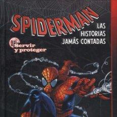 Cómics: SPIDERMAN - LAS HISTORIAS JAMAS CONTADAS - COLECCIÓN COMPLETA 6 TOMOS - PLANETA. Lote 101850119