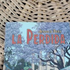 Cómics: LA PERDIDA. JESSICA ABEL. ASTIBERRI. W. Lote 101983819