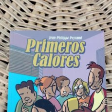 Cómics: PRIMEROS CALOERS. JEAN- PHILIPPE PEYRAUD. DIB- BUKS. W. Lote 101983951
