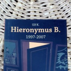 Cómics: HIERONYMUS B. ULF K. 1997-2007. DIB- BUKS. W. Lote 101984183