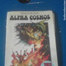 Cómics: ALPHA COSMOS COLECCIÓN TRINCA LA NÚMERO 27 DIBUJOS ALFONSO AZPIRI 46 PAGINAS. Lote 102150746