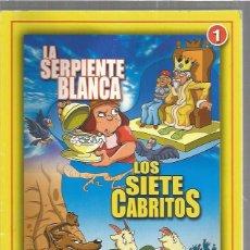 Cómics: SERPIENTE BLANCA. Lote 102367815