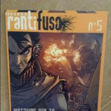Cómics: RANTIFUSO Nº 5. Lote 102515839