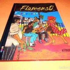Cómics: FLAMENCO. ZENTNER & SANTOS DE VERACRUZ. ASTIBERRI. TAPA DURA. BUEN ESTADO Y DESCATALOGADO.. Lote 102826299