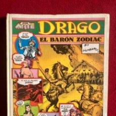 Cómics: DRAGO EL BARÓN ZODIAC BOY HOGARTH 1973 CÓMIC OESTE NOVENO ARTE BUEN ESTADO. Lote 102903311