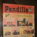 Cómics: PANDILLA 143, 1947, EDITORIAL ESTAMPA, BUEN ESTADO. Lote 102916607
