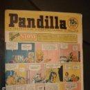 Cómics: PANDILLA 138, 1947, EDITORIAL ESTAMPA (ARGENTINA), BUEN ESTADO. Lote 102917559