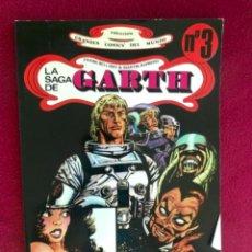 Cómics: LA SAGA DE GARTH COLECCIÓN GRANDES CÓMICS DEL MUNDO N 3 SENSUAL EROTICO 86 PÁGINAS . Lote 102927687