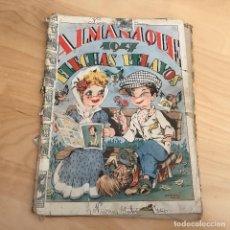 Cómics: ALMANAQUE . FLECHAS PELAYOS . 1947. Lote 103033447