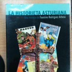 Cómics: LA HISTORIETA ASTURIANA (FAUSTINO RODRIGUEZ ARBESU - WENDIGO). Lote 103064031
