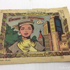 Cómics: COLECCION SENTIMENTAL Nº 326 GRAFICAS VIDA -AÑO 1959. Lote 103084967