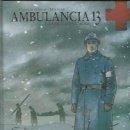 Cómics: AMBULANCIA 13 Nº 1: LA CRUZ DE SANGRE, 2014, YERMO EDICIONES, IMPECABLE. Lote 103120627