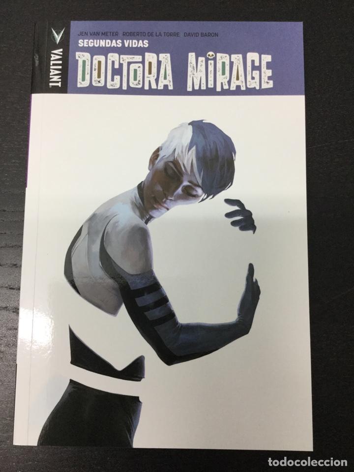 DOCTORA MIRAGE 2. SEGUNDAS VIDAS - JEN VAN METER - VALIANT / MEDUSA - REBAJADO (Tebeos y Comics - Comics otras Editoriales Actuales)
