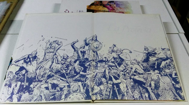 Cómics: Principe Valiente. Harold R. Foster. Buru Lan, 4 primeros tomos. 1983 - Foto 4 - 103208971