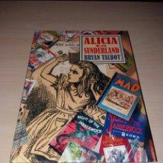 Cómics: ALICIA EN SUNDERLAND - BRYAN TALBOT. Lote 232814510